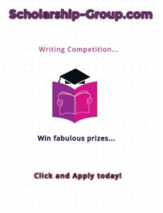 Scholarship-group.com Essay Writing Competition