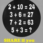 Official IQ test for the genius